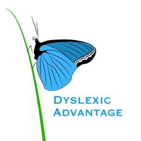 Dyslexic Advantage logo