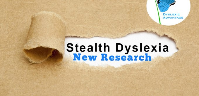 dyslexia paper research The majority of currently available dyslexia research relates to alphabetic writing systems, and especially to european languages however.