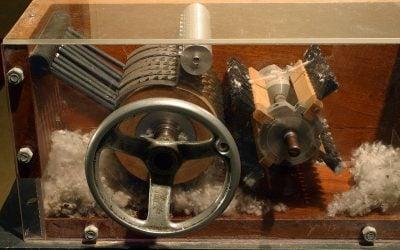 Eli Whitney Museum Director Tinkerer Bill Brown – Hands On Ingenuity
