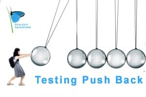 Testing Push Back – Caps on Standardized Tests in Public School