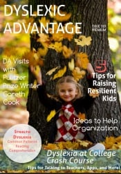 The Interactive Dyslexic Advantage Magazine