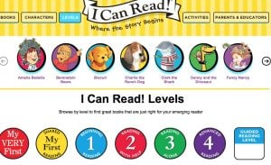 I Can Read Books