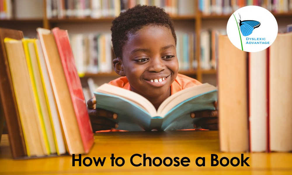 Dyslexia | How to Choose Books | Premium