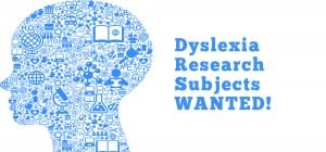 Dyslexia-Research-Wanted
