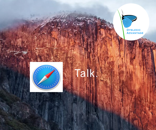 How to Make Safari Talk in 60 Seconds or Less