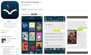Top Dyslexia App 2016 - Voice Dream Reader