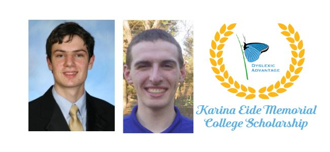 Karina Eide Memorial Scholarship 2016 Winners – Meet Brian and Charles