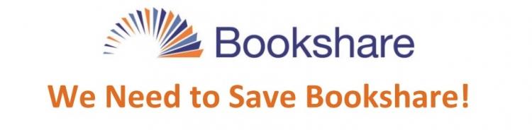 Save Bookshare