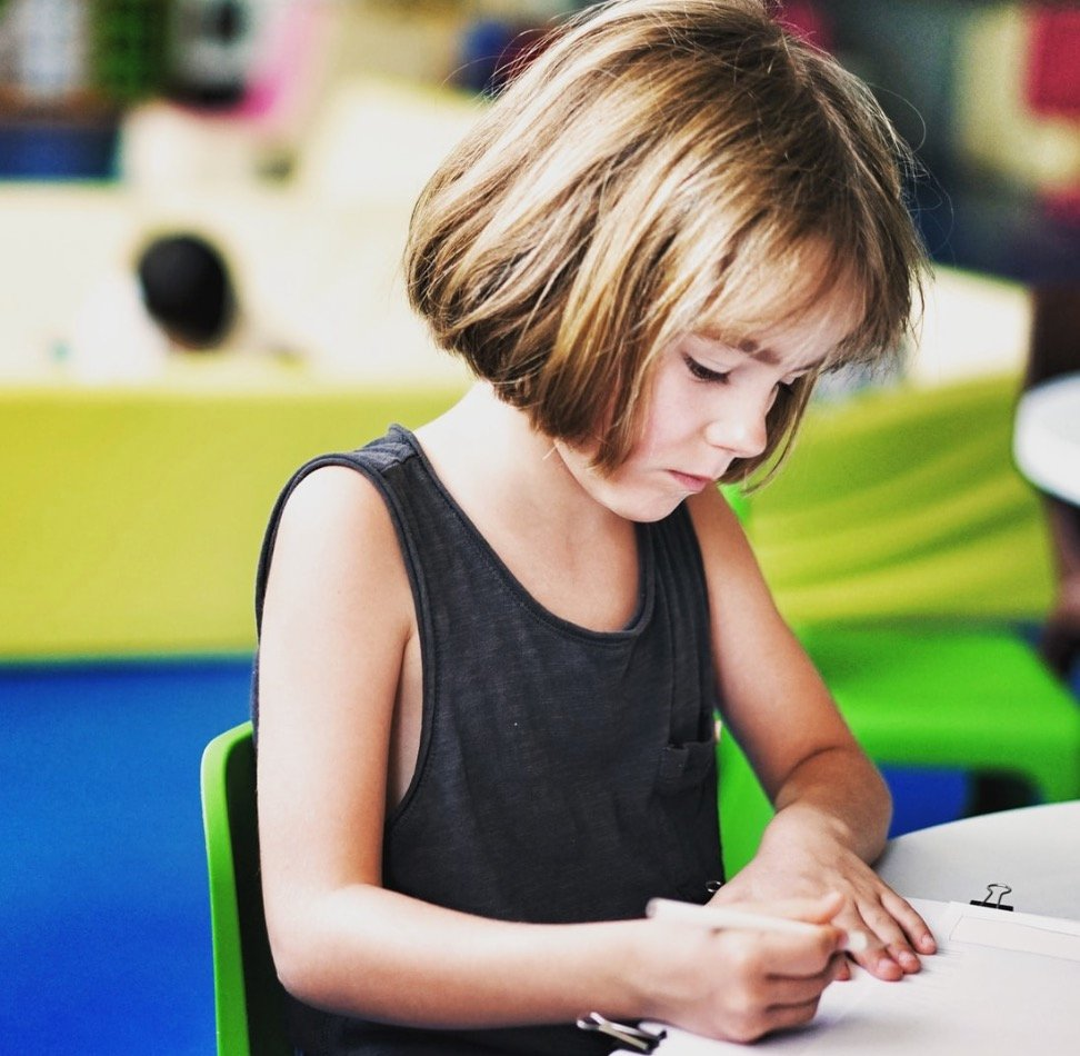 WHAT YOU CAN LEARN FROM A CHILD'S WRITING [Premium]