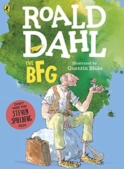 Children's Book Author Roald Dahl – Dear Lexdyslic Reader