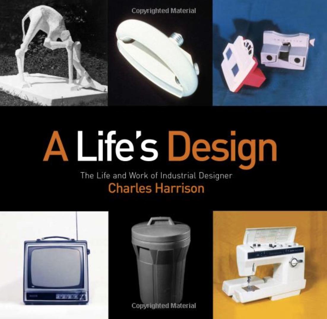America's Greatest Designers, CHUCK HARRISON [PREMIUM]