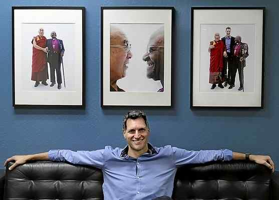 Douglas Abrams' Quest to Change the World