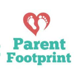 parent footprint logo