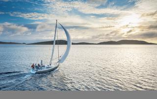 Realistic confidence sail boat Dyslexic Advantage