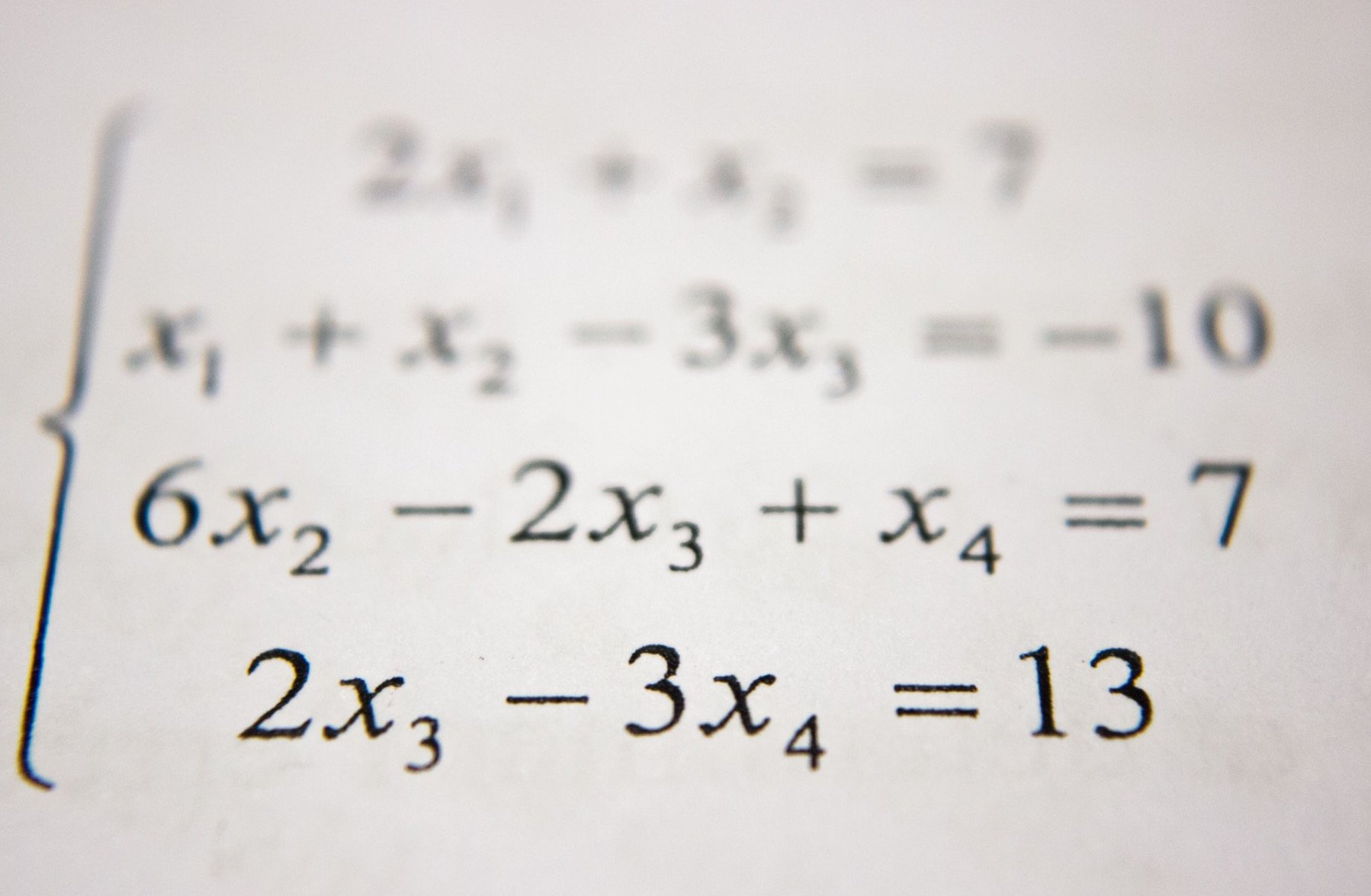 MATH: What Errors are Due to Dyslexia?