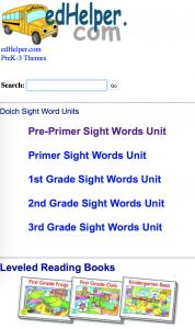 Sight Words / Tricky Words [Premium] | Dyslexia | Dyslexic