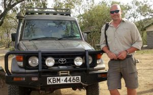 AFRICAN EXPEDITION and CONSERVATION LEADER ANGUS WINGFIELD Dyslexia Dyslexic Advantage
