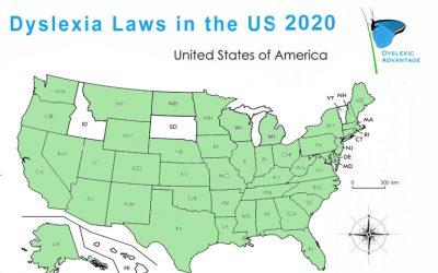 Dyslexia Laws 2020