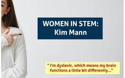 Women in STEM: Kim Mann