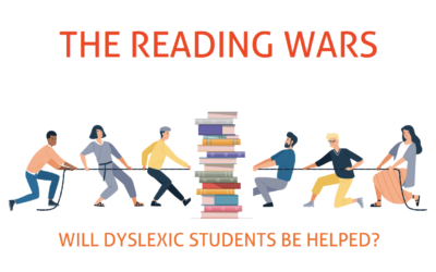 The Reading Wars: Will Dyslexic Students Be Helped?