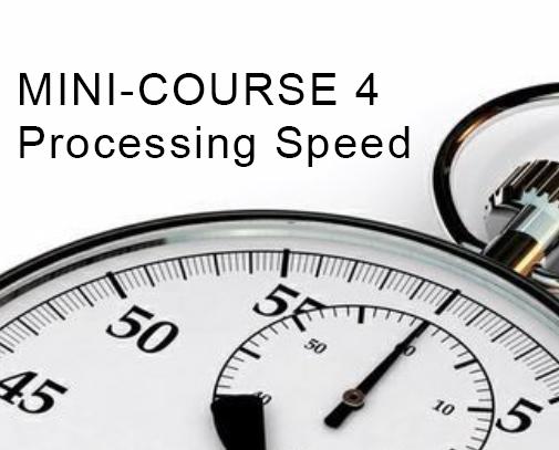 Mini Teacher Clock Hour Course 4 Processing Speed
