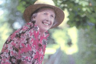 In Memoriam: Patience Thomson