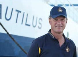 Legendary Sea Explorer Dr. Robert Ballard
