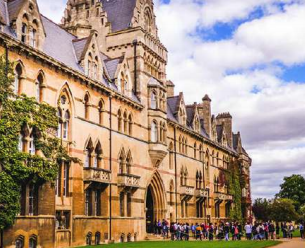 Inspiration: Dyslexia At  Oxford